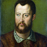 After Bronzino – Portrait of Cosimo I de Medici, Grand Duke of Tuscany, Part 1 National Gallery UK