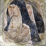 Part 1 National Gallery UK - Ambrogio Lorenzetti - A Group of Poor Clares