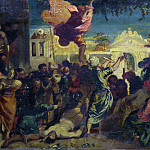 After Jacopo Tintoretto – The Miracle of Saint Mark, Part 1 National Gallery UK