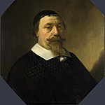 Aelbert Cuyp – Portrait of a Bearded Man, Part 1 National Gallery UK