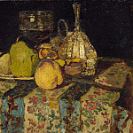Part 1 National Gallery UK - Adolphe Monticelli - Still Life - Fruit