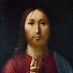 Antonello da Messina – Christ Blessing, Part 1 National Gallery UK