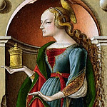 Part 1 National Gallery UK - Carlo Crivelli - Saint Mary Magdalene