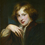 Part 1 National Gallery UK - After Anthony van Dyck - Portrait of the Artist