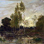 Charles-Francois Daubigny – Alders, Part 1 National Gallery UK