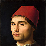 Part 1 National Gallery UK - Antonello da Messina - Portrait of a Man