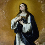 Bartolome Esteban Murillo and studio – The Immaculate Conception of the Virgin, Part 1 National Gallery UK