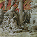 Samson and Delilah, Andrea Mantegna