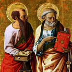 Saints Peter and Paul, Carlo Crivelli