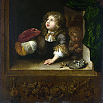 Part 1 National Gallery UK - Caspar Netscher - Two Boys blowing Bubbles