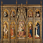 Part 1 National Gallery UK - Carlo Crivelli - The Demidoff Altarpiece