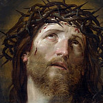 Part 1 National Gallery UK - After Guido Reni - Head of Christ Crowned with Thorns