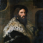 Part 1 National Gallery UK - Titian - Portrait of a Man (Girolamo Fracastoro)