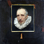 Part 1 National Gallery UK - Anthony van Dyck - Portrait of Cornelis van der Geest