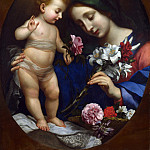 Part 1 National Gallery UK - After Carlo Dolci - The Virgin and Child with Flowers