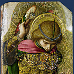 Carlo Crivelli – Saint Michael, Part 1 National Gallery UK