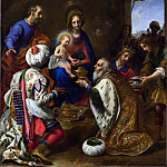 Part 1 National Gallery UK - Carlo Dolci - The Adoration of the Kings