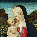 Part 1 National Gallery UK - Benvenuto di Giovanni - The Virgin and Child