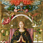 Part 1 National Gallery UK - Carlo Crivelli - The Immaculate Conception