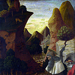 Part 1 National Gallery UK - Bono da Ferrara - Saint Jerome in a Landscape