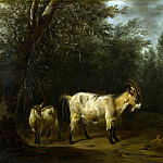 Part 1 National Gallery UK - Adriaen van de Velde - A Goat and a Kid