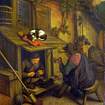 Part 1 National Gallery UK - After Adriaen van Ostade - A Cobbler
