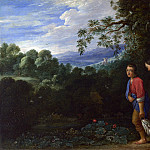 Part 1 National Gallery UK - After Adam Elsheimer - Tobias and the Archangel Raphael