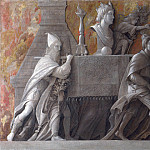 The Introduction of the Cult of Cybele at Rome, Andrea Mantegna