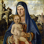 Bartolomeo Montagna – The Virgin and Child , Part 1 National Gallery UK