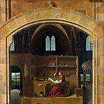 Part 1 National Gallery UK - Antonello da Messina - Saint Jerome in his Study