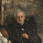 Part 1 National Gallery UK - Antonio Mancini - On a Journey