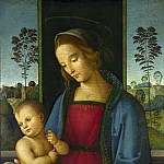 Andrea di Aloigi – The Virgin and Child, Part 1 National Gallery UK