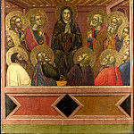 Part 1 National Gallery UK - Barnaba da Modena - Pentecost