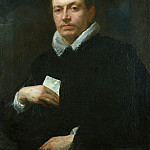Portrait of Giovanni Battista Cattaneo, Anthony Van Dyck