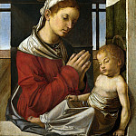 Bartolomeo Montagna – The Virgin and Child, Part 1 National Gallery UK