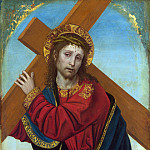 Part 1 National Gallery UK - Ambrogio Bergognone - Christ carrying the Cross