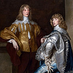 Part 1 National Gallery UK - Anthony van Dyck - Lord John Stuart and his Brother, Lord Bernard Stuart