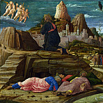 The Agony in the Garden, Andrea Mantegna