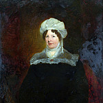 Part 1 National Gallery UK - British (possibly Sir William Boxall) - Portrait of a Woman aged about 45