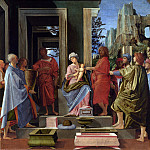 Part 1 National Gallery UK - Bramantino - The Adoration of the Kings