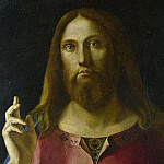 Benedetto Diana – Salvator Mundi, Part 1 National Gallery UK