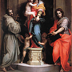 Madonna of the Harpies WGA, Andrea del Sarto