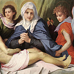 Lamentation of Christ WGA, Andrea del Sarto
