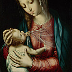 Part 5 National Gallery UK - Luis de Morales - The Virgin and Child