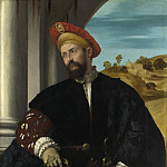 Part 5 National Gallery UK - Moretto da Brescia - Portrait of a Man