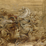 Peter Paul Rubens – A Lion Hunt, Part 5 National Gallery UK