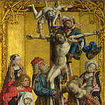Master of the Saint Bartholomew Altarpiece – The Deposition, Part 5 National Gallery UK