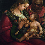 Part 5 National Gallery UK - Luca Signorelli - The Holy Family