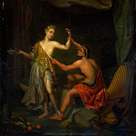 Philip van Santvoort – The Rape of Tamar by Amnon, Part 5 National Gallery UK