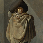 Part 5 National Gallery UK - Pieter Quast - A Standing Man